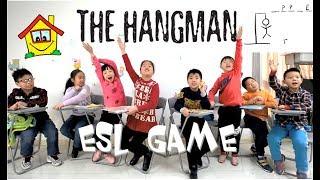 THE HANGMAN GAME - ESL Game - ESL Teaching Tips - Mike's Home ESL