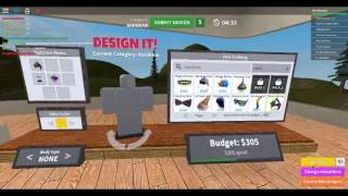 Design it MADNESS | Roblox IVE GONE 2 FAR!