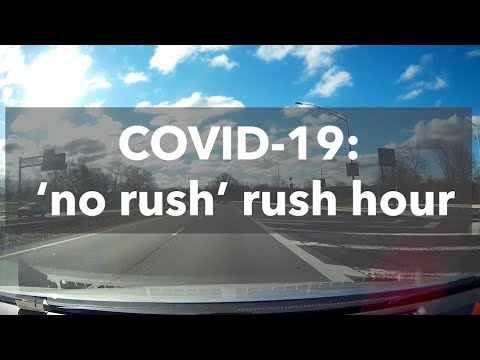 COVID-19 Creates A 'rush-free' Rush Hour On Staten Island