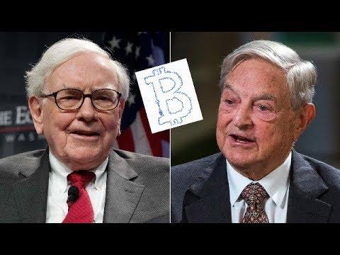 Buffett versus Soros: Los tiburones olfatean sangre-Episodio 24 Seguimiento Criptomercado.