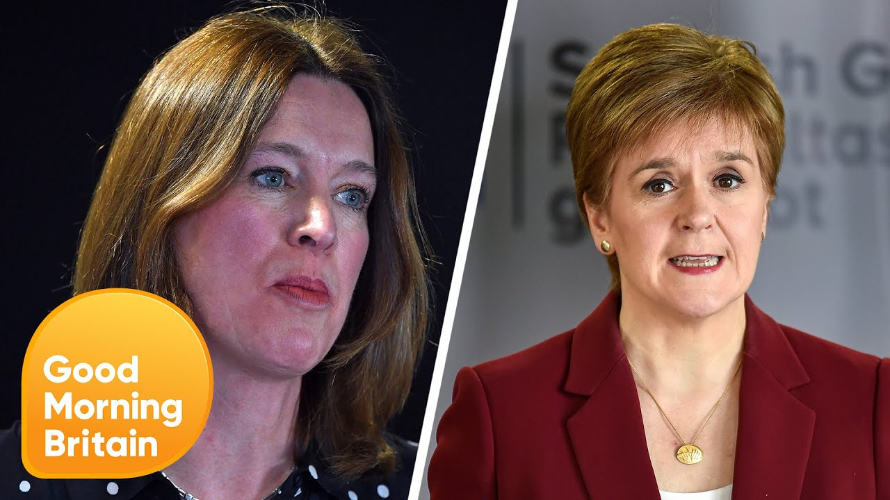 Nicola Sturgeon Admits Chief Medical Officer 'Made a Mistake' Breaking Rules | Good Mornin