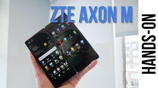ZTE Axon M Hands-on