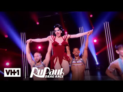 The Final Four Perform American  RuPauls Drag Race Season 10