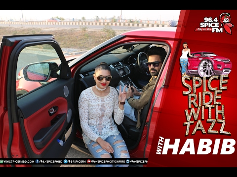 Behind The Scenes | Habib Wahid | SPICE RIDE WITH TAZZ S01 E01
