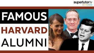 Famous Harvard Alumni!