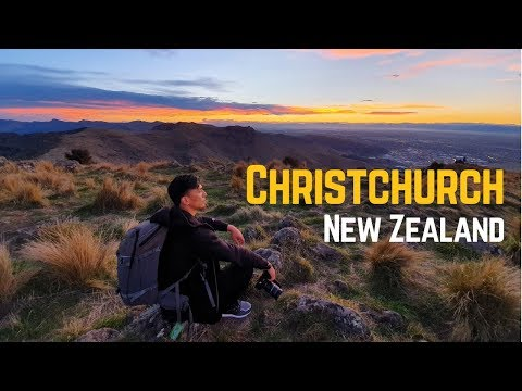 Christchurch, New Zealand - Travel Guide