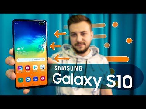 Galaxy S10 📱 Lepszy niż myślałem? * Moje wrażenia *