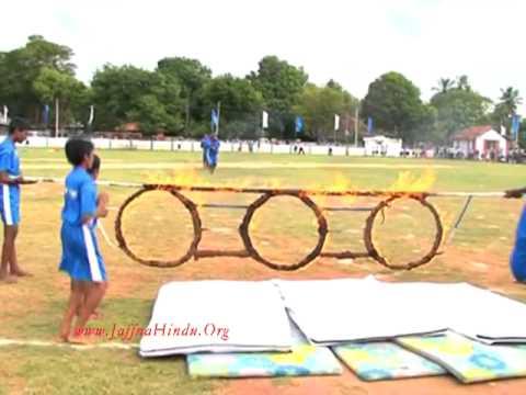 Part II- Jaffna Hindu College Annual Athletic Meet 2013 - Sports