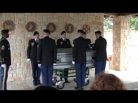 Bobby Coleman graveside