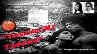 TARZAN   Tarzan My Tarzan - Title Song   Alisha Chinai   Bappi Lahiri   Vinyl Rip
