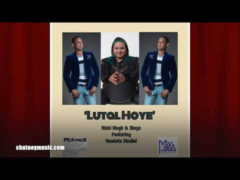 Rishi Singh ft Hemlatha Dindial - Lutal Hoye