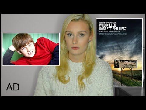 THE CASE OF GARRETT PHILLIPS   WHO KILLED GARRETT PHILLIPS? Caitlin Rose #AD