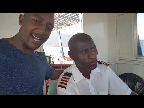 Kariba boat cruise