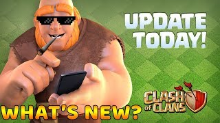 CLASH OF CLANS OCTOBER 2017 UPDATE IS HERE !! Check Out What's New? (Hindi)