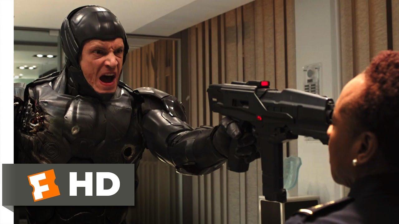 Download RoboCop (2014) - Bad Cop, RoboCop Scene (8/10) | Movieclips
