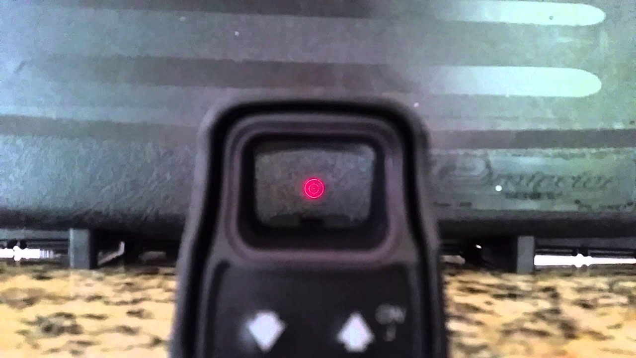 0bad4078eb55b Eotech 512 with 100 65 1 MOA 3D reticle HWS Holographic Laser