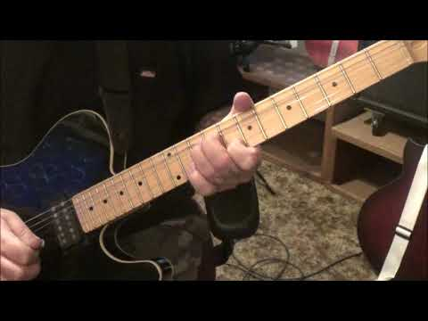 TED NUGENT - STRANGLEHOLD - CVT Guitar Lesson By Mike Gross