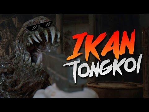 IKAN TONGKOL !! - Resident Evil 7 Biohazard #3
