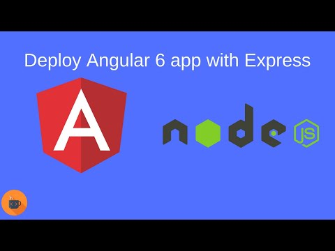 Deploy Angular 6 App With Express