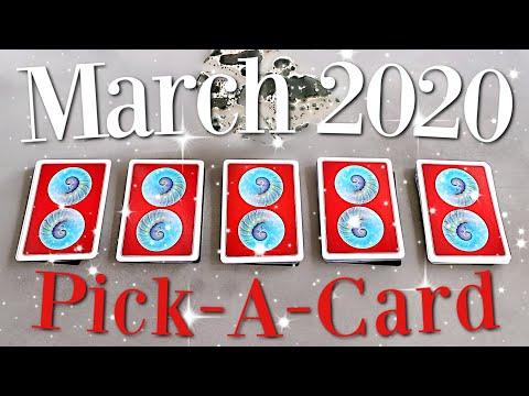 March 2020 Prediction 🔮(PICK A CARD) 🔮