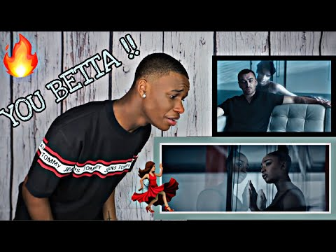 SAM SMITH X NORMANI - DANCING WITH A STRANGER   REACTION