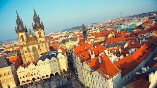 Прогулка по Старой Праге