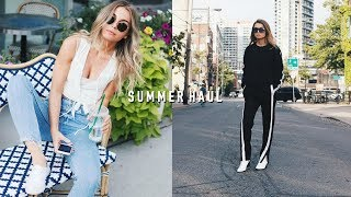 SUMMER TRY ON HAUL (Princess Polly, Mejuri, GRLFRND) | allegralouise