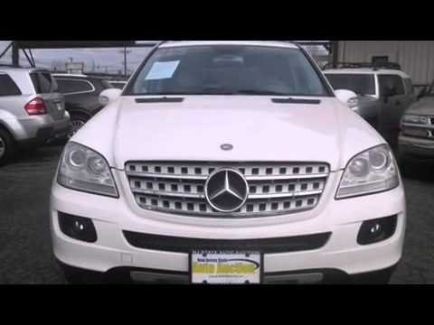 2006 mercedes benz ml350 4matic 4dr 3 5l awd suv new for Mercedes benz ml350 4matic 2006