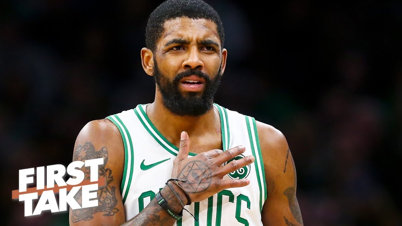 Charles Barkley's comments towards Kyrie Irving are 'hypocritical' – Stephen A. | First Take