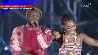 SEA Games 2019: Closing Ceremony - Black Eyed Peas' Time of my Life