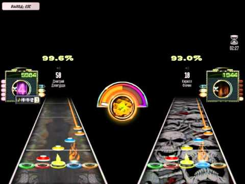 Joe Stump   Night of The Living ShredDUEL FC 100%
