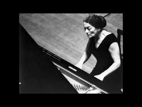 Mozart - Piano concerto n°22 K.482 - Fischer / Amsterdam / Klemperer
