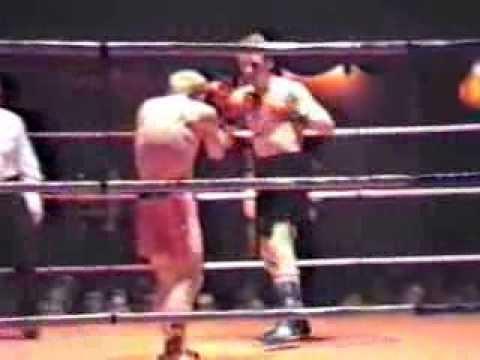 """Bobby """"Sherbo"""" McDermott Vs Jimmy Lee, 3rd fight in. 6x3"""