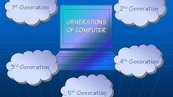 Gernerations of Computer |1ST -- 5TH Generation Computers | Deeply Explained