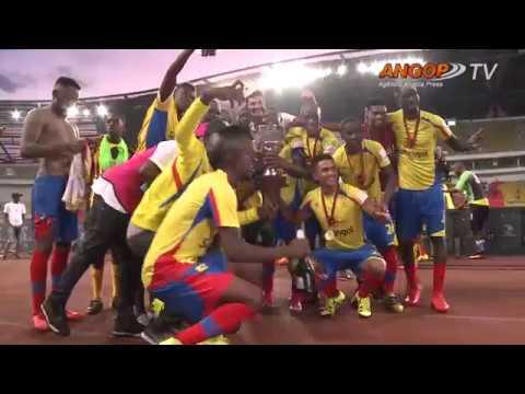 Petro conquista edição 2017 da Taça de Angola