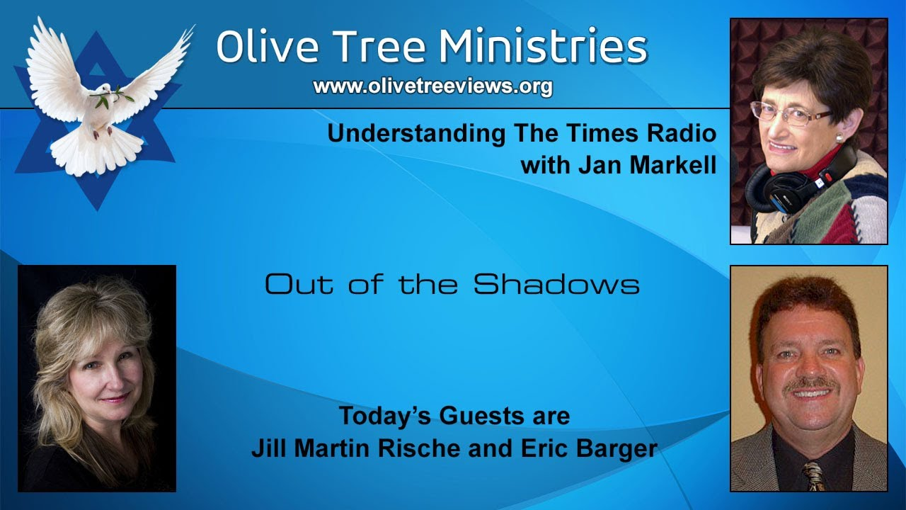 Out of the Shadows – Jill Martin Rische and Eric Barger