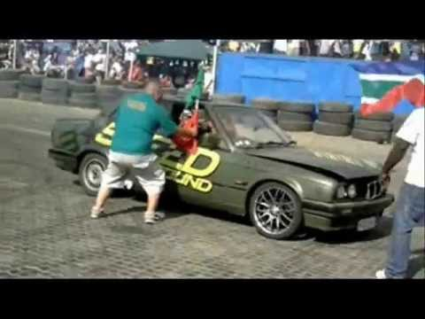 Windhoek Street Racers: King Of Spin Round 3/The Finale Official DVD