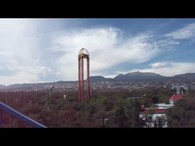 Rebeldes en México Travel Video