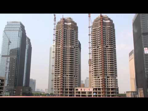 Hangzhou growing