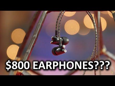 Sennheiser IE800 Review - $800 earphones??