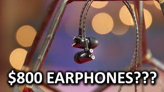 Sennheiser IE800 Review - 0 earphones??