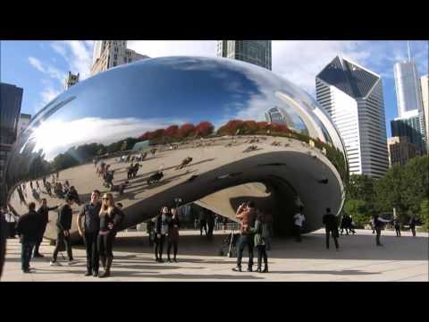 The Bean // Chicago's Cloud Gate