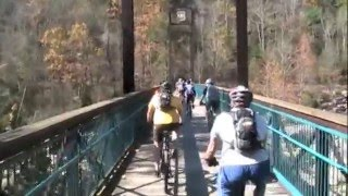 2nd Mile Adventures - Mountain Bike The Ocoee River Valley Southern Tennessee