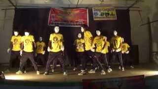 black shadow dance group in raigarh