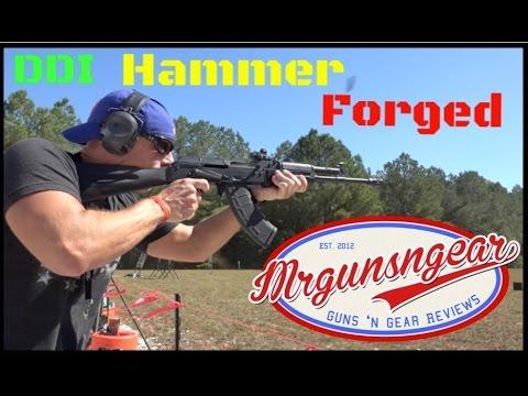 DDI USA Made Hammer Forged AK-47s (HD)