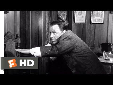 The Manchurian Candidate 1962  Marco Fights Chunjin  612  Movies