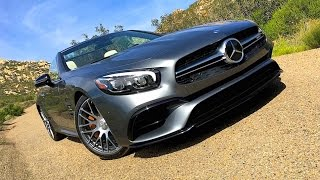 Mercedes-Benz SL63 AMG 2017 Videos