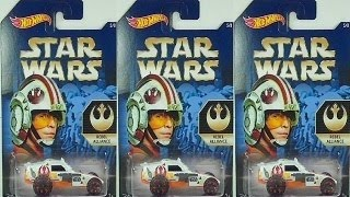 HOT WHEELS STAR WARS REBEL ALLIANCE - Enforcer (wal mart exclusive) | by ransmo5