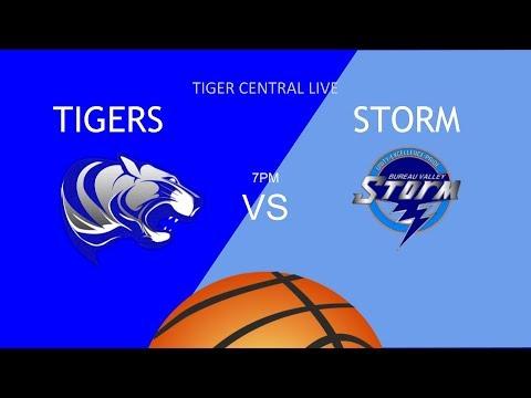 PHS Boys Tigers Vs. Bureau Valley High School