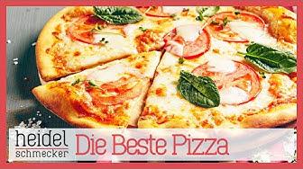 Die Beste Pizza in Heidelberg - Hier gibt es sie!
